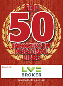 Top 50 Brokers in Personal Lines 2019