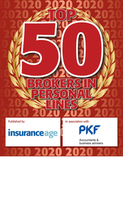 Top 50 Brokers in Personal Lines 2020