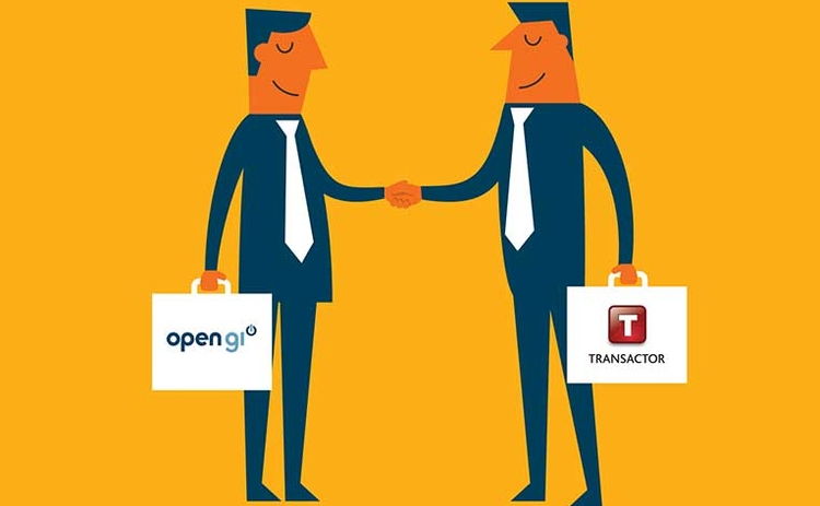 Open GI Transactor deal