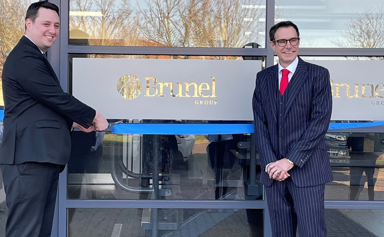 Russell Lane opens new Brunel Stockton office