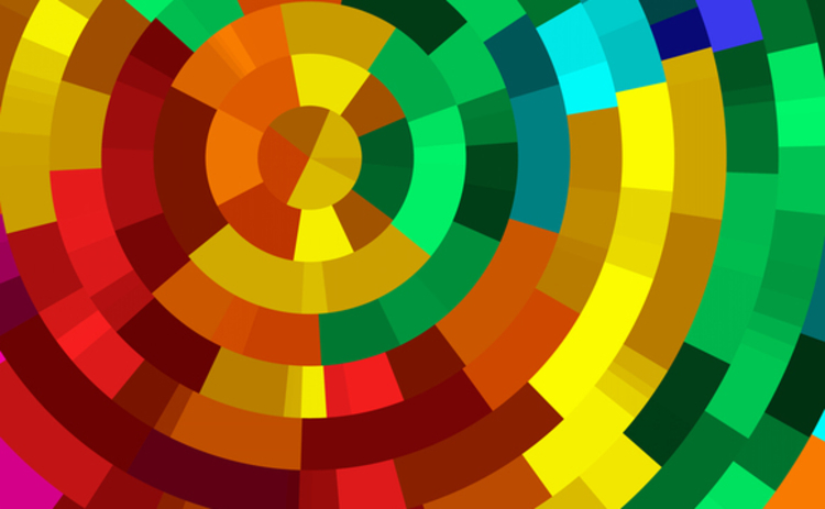 spectrum-in-concentric-circles