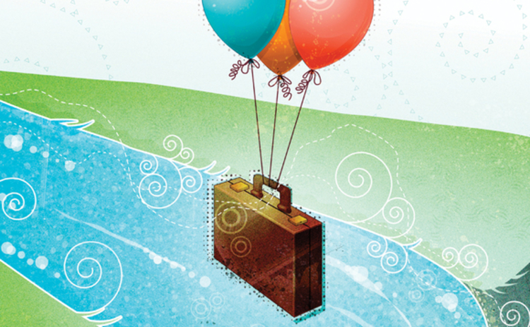 balloon-suitcase