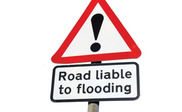flooding-sign