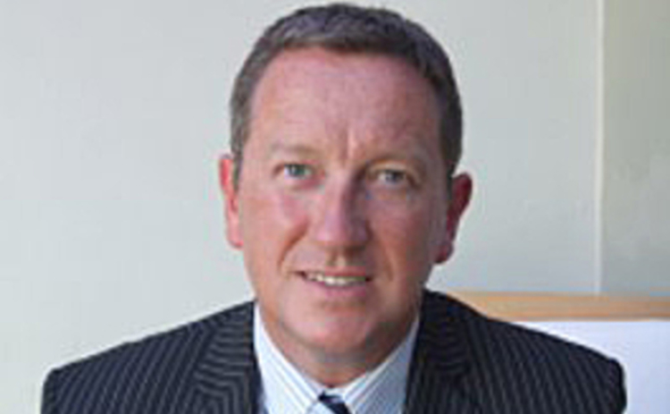County Insurance director Alastair Christopherson