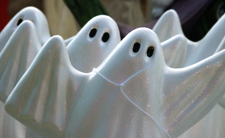 Ghost figurines