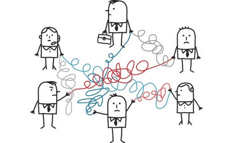 sharing-tangled-web-business-stick-figures