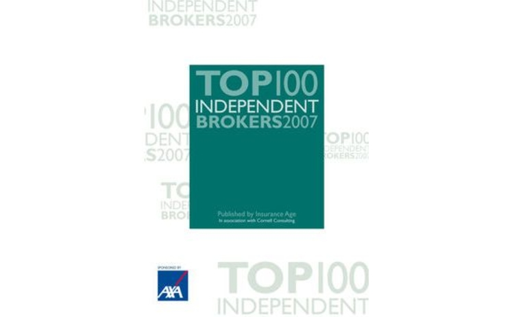 top-100-independent-brokers-2007-supplement-cover