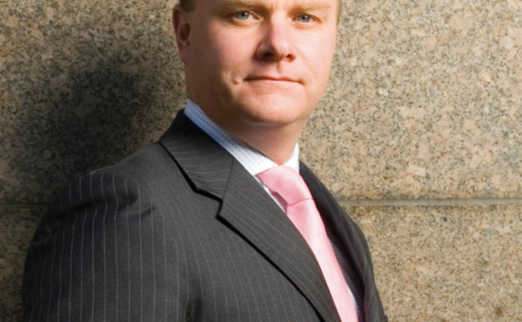 Matthew Reed of Axa Commercial Lines
