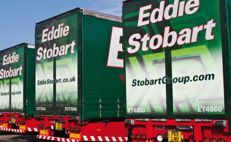 Stobart Group lorries