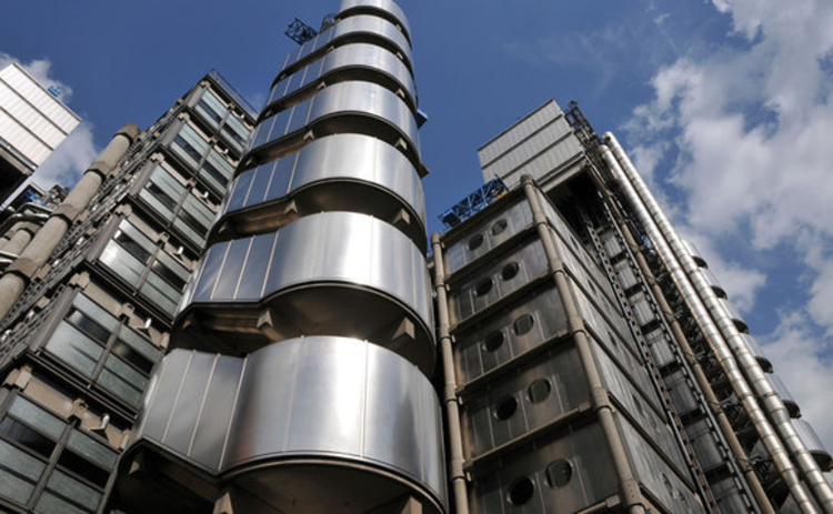 Lloyd's profits drop in tough market