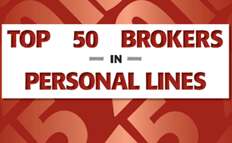 Top 50 Brokers in Personal Lines 2015