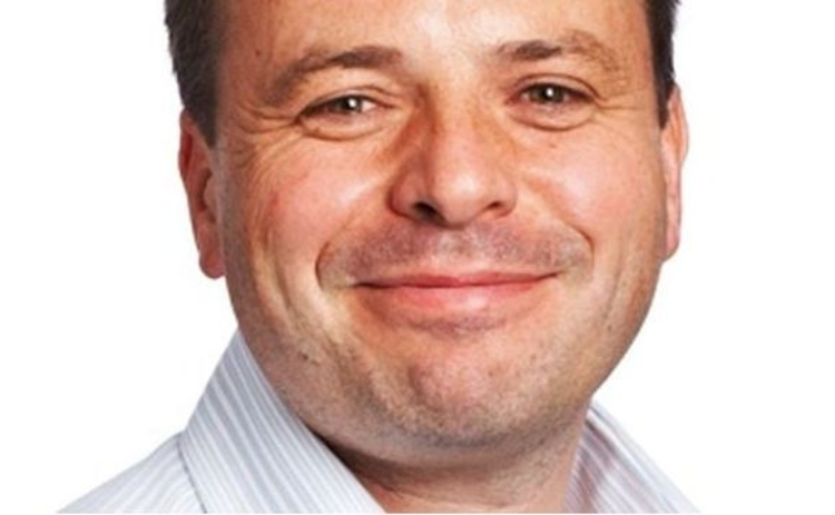 Brightside director Arron Banks