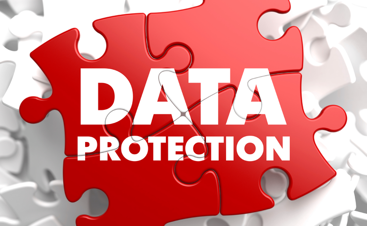 Data protection jigsaw puzzle