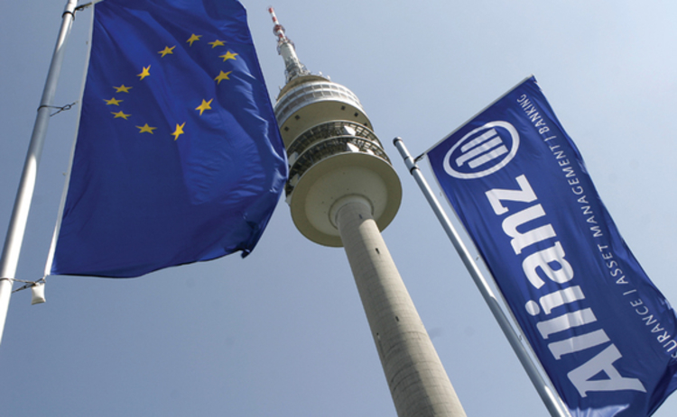 Allianz flag